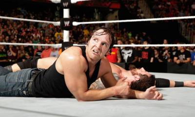 Dean Ambrose Returns