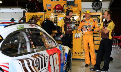 Busch Brothers Look to Continue Their Success at Bristol