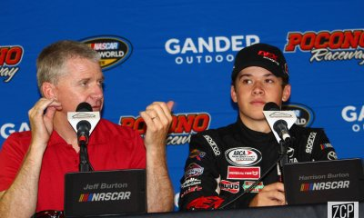 Harrison Burton Returns to the Truck Series in Canada