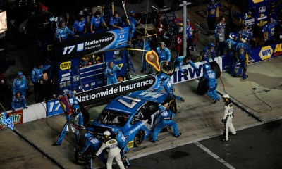 Ricky Stenhouse Jr Needs a Bristol Win to Make the Playoffs