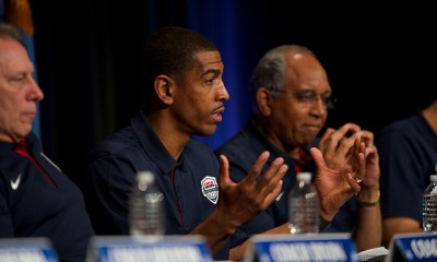 Kevin Ollie Gets NCAA Violations Notice