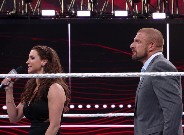 The first WWE Network event, Payback, arrives as Triple H reaches a boiling point regarding Shane's return.