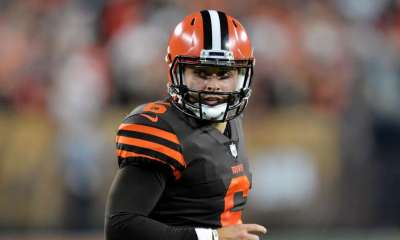 Baker Mayfield Named Starting QB For Browns