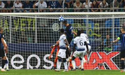 Inter Stun Spurs With Two Late Goals