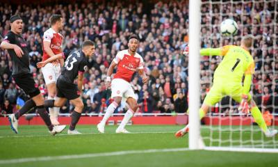 Quick Fire Double Helps Arsenal Defeat Everton