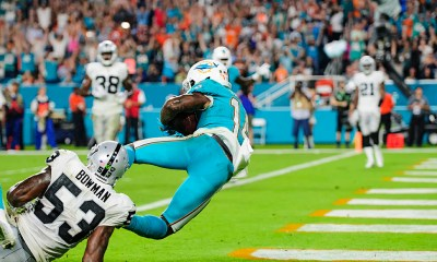 NFL Week 3: Oakland Raiders vs Miami Dolphins Preview