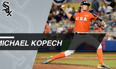 Michael Kopech to the DL With UCL Tear