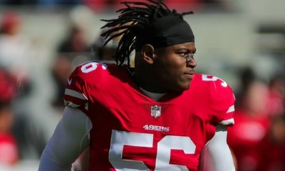 Reuben Foster Returns To The 49ers