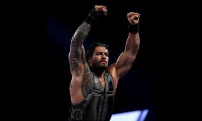 Roman Reigns Relinquishes Championship