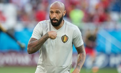 Thierry Henry Possible Ernesto Valverde Replacement
