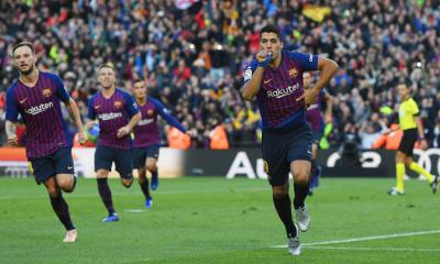 Luis Suarez Hat-Trick Helps Barca Thrash Real Madrid