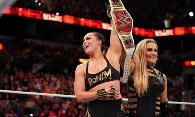 RAW Women Superstars
