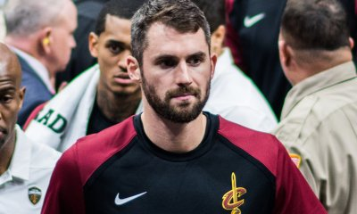 Kevin Love Could Miss More Than A Month Of Action Due To Toe Injury