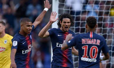 Four Goal Kylian Mbappe Helps PSG Thrash Lyon