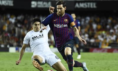 Resilient Valencia Hold Barcelona To A Draw