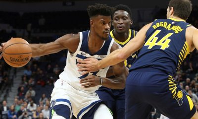 Minnesota Timberwolves Out Pace Indiana Pacers