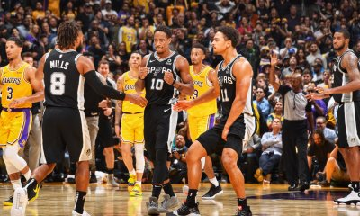 Lakers Lose Overtime Heartbreaker To Spurs 143-142
