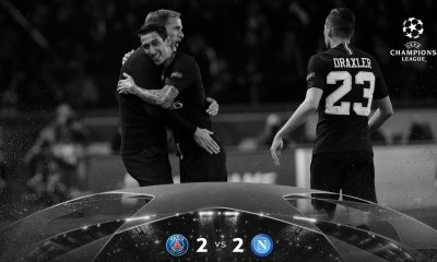 Angel Di Maria Rescues A Point For PSG