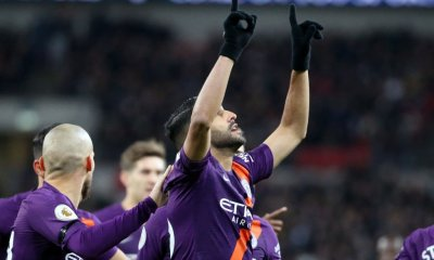 Manchester City Edge Spurs