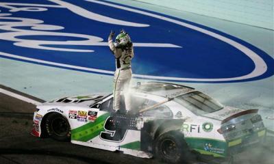 Tyler Reddick Wins the Xfinity Series Title