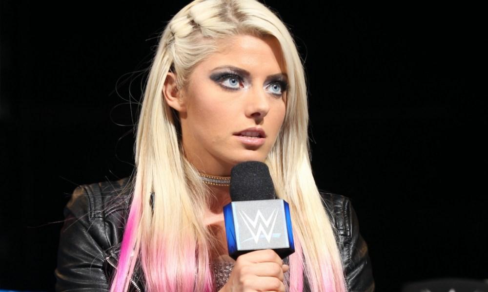 Alexa Bliss Shuts Down Retirement Rumors