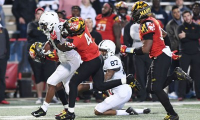 Maryland vs Penn State 2017