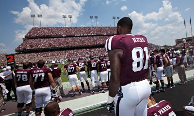 Next Up For The Texas A&M Aggies Is Auburn