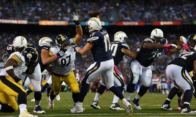 Chargers vs steelers