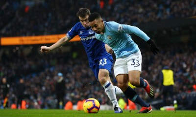City Ease Past Everton