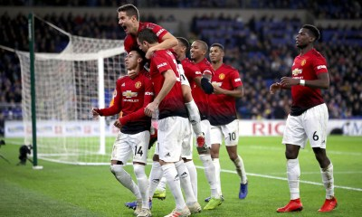 Five Star Manchester United Defeat Cardiff