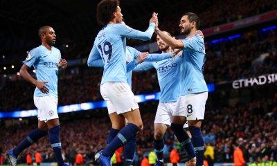 Manchester City Trounce Bournemouth