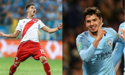 Palacios And Brahim Joining Real Madrid In January