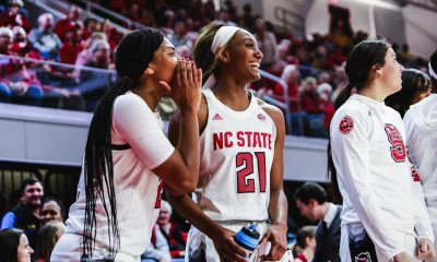 NC State Hoops Leading the Pack
