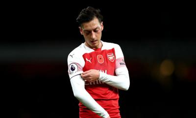 Ozil and Emery Feud Hits New Low