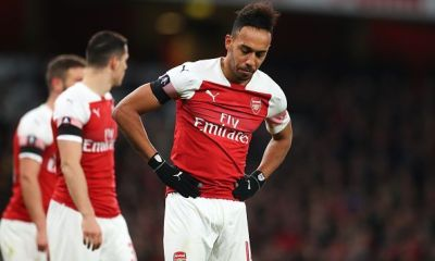 Arsenal Fans' Nightmares Manifest Themselves In FA Cup Defeat To United