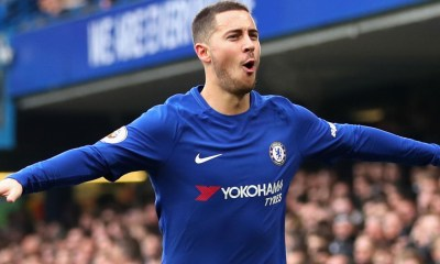 Hazard And Real Madrid Have A 16.5 M Euro Pre-Agreement