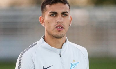 Zenit Asking For €40m From Chelsea For Paredes