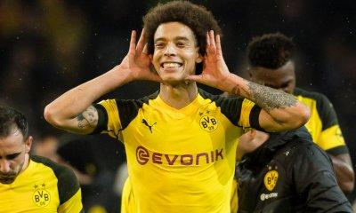 Axel Witsel Stunner Helps Dortmund Defeat Leipzig