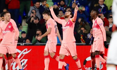 Catalan Giants Barça Edge Out Tricky Getafe
