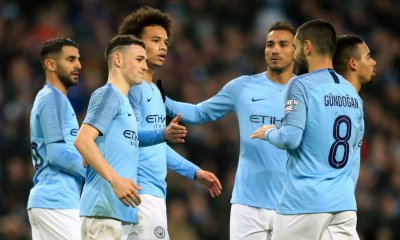 Manchester City Smash Seven Past Rotherham
