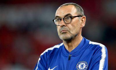 Roma Considers Sarri To Replace Di Francesco