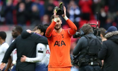 Tottenham Edge Past Leicester At Wembley