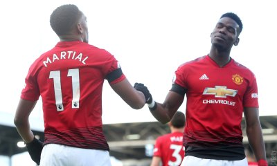 French Class Helps Man United Defeat Fulham