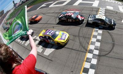 NASCAR's New Rules Package off to a Good Start
