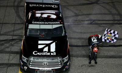 Kyle Busch Wins 52nd Career Truck Series Race, Setting All Time Wins Record