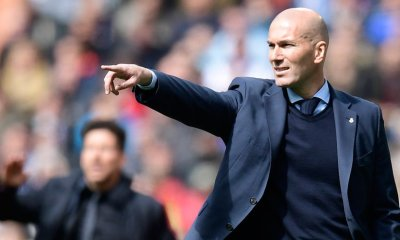 Zidane Returns To Madrid