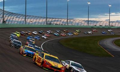 The 2020 NASCAR Cup Series Schedule has been Released, with some Major Changes
