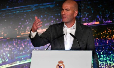 Zidane Announces Changes For This Summer