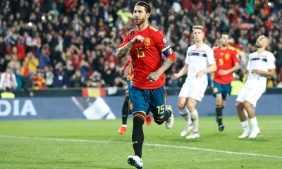 Spain Edge Past Norway At The Mestalla