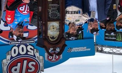 Brad Keselowski Dominates for 2nd Win at Martinsville